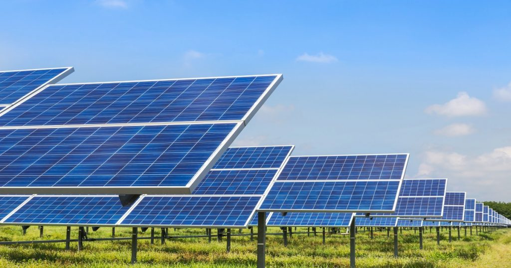ธุรกิจพลังงานแสงอาทิตย์